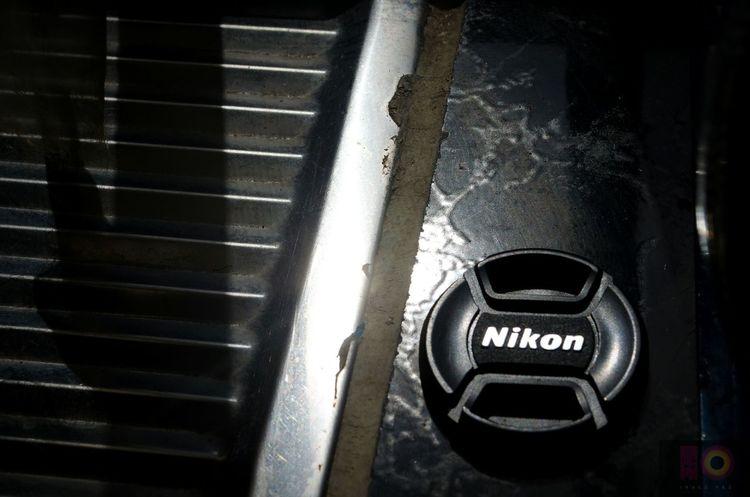 The EyeLid Lenscap Nikon Nikon D5100  Getty & Eyeem