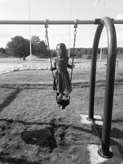 Swinging Black
