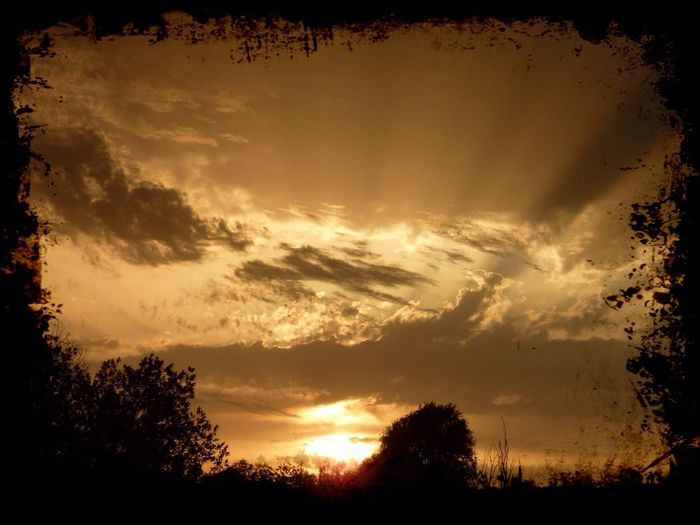 Sunset Beautiful Sky
