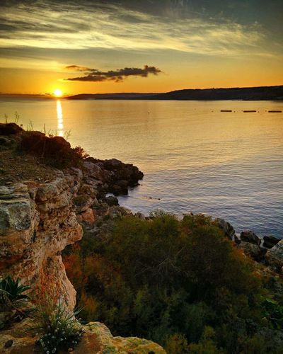 Found On The Roll Relaxing Malta Amazing Amazing View Scene Scenery Shots Cliff Sea Seaview