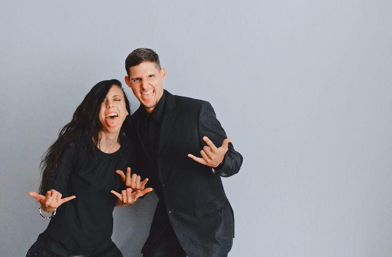 Friendship Mature Couple Smiling Togetherness Happiness Women Bonding Men Couple - Relationship Mature Women Husband Posing Honesty Couple Boyfriend