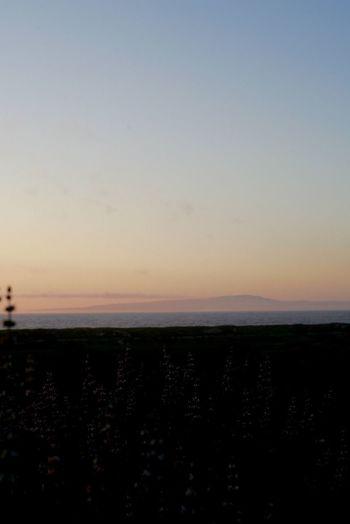 Tadaa Community EyeEm Nature Lover View Twilight Looking towards Santa Cruz.