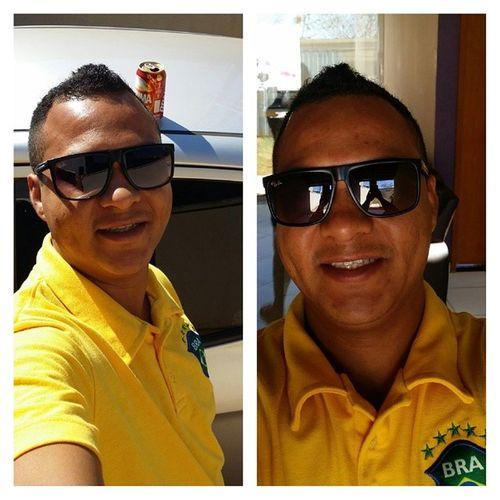 Jogopramim Foi muito bom O jogo do Brasil Sofremos muito Mais valeu........