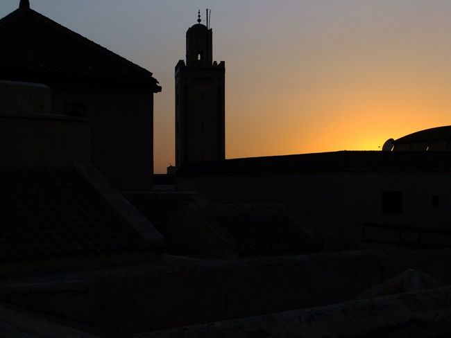 Landscape 5 - Fresh On Eyeem  Sunset Silhouette Tranquility Sky Dusk Silhouette Scenics Tranquil Scene Sunlight Tranquility Calm Sun Nature Beauty In Nature Marrakesch Marrakesh Nights Medina Marrakech Medina Travel Morocco Evening Sunset Evening Adapted To The City Sommergefühle