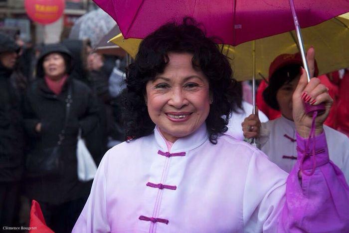 Nouvel an Chinois 2016, Paris 13e. Paris Portrait Chinese New Year 2016 Nouvel An Chinois Woman Chinese New Year
