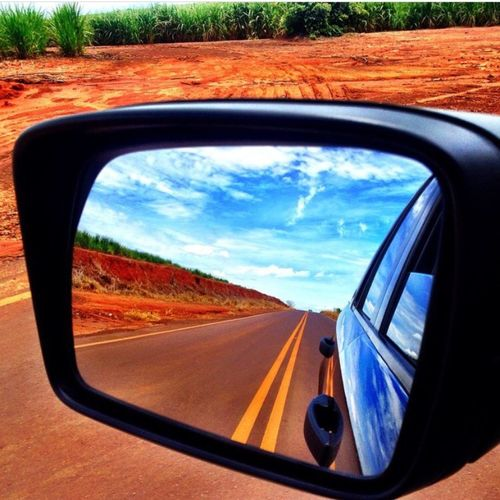The Drive {On the road} I'm Coming Home Car Side-view Mirror Outdoors Roadtrip Countryside Eyeemphoto Brazil Taking Photos Landscape Tranquility Nature Road Trip Ontheroad