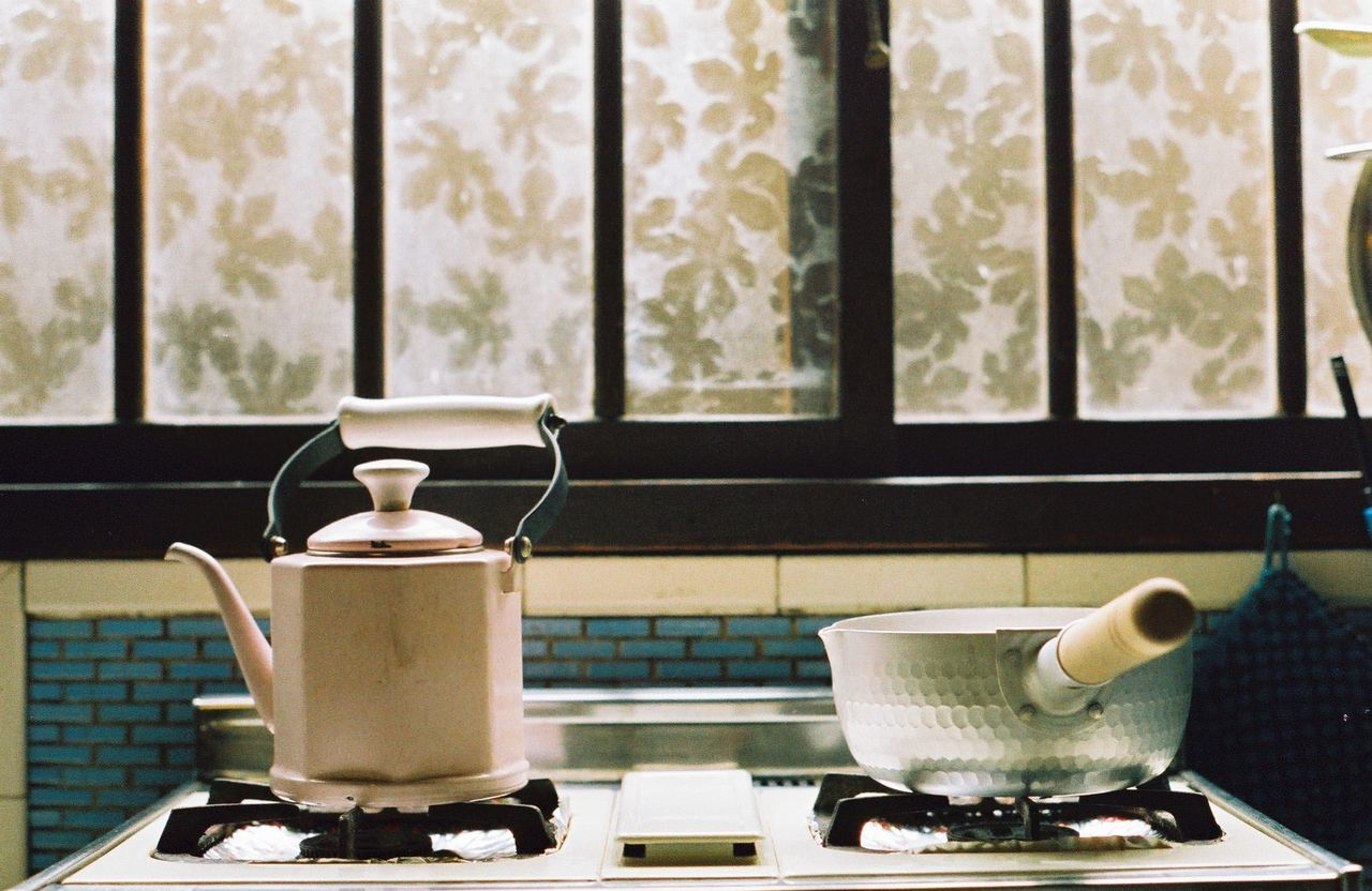Breakfast,  Burner - Stove Top,  Close-Up,  Coffee - Drink,  Day