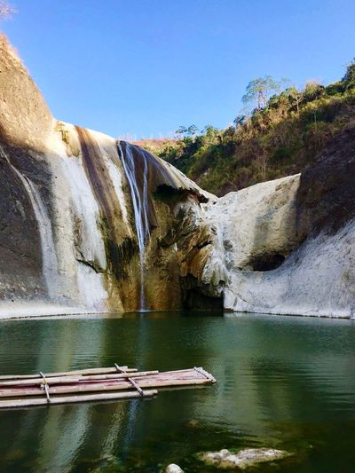 When in Pinsal Falls, Sta. Maria, Ilocos Sur, Philippines First Eyeem Photo The Great Outdoors - 2017 EyeEm Awards