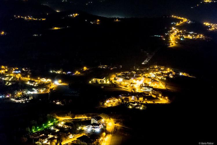 San Marino Sony A6000 Night Lights Lightsnake