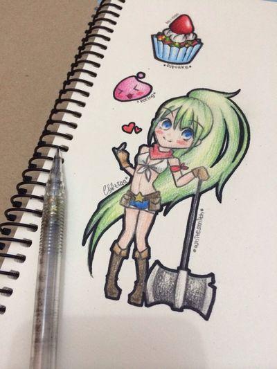 Manga Sketch Ragnarok Ragnarok Online
