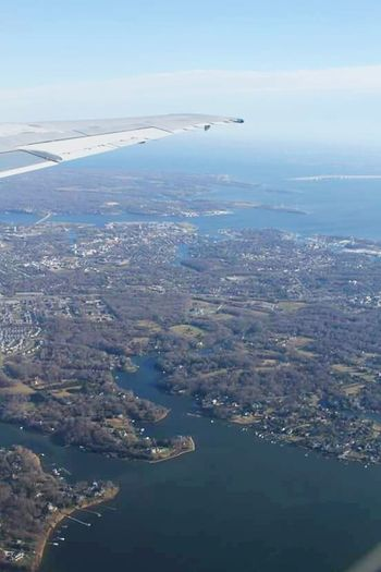 Sea Aerial View Business Finance And Industry Beach Flying City Water No People Airplane Horizon Over Water Beauty Landscape Outdoors Cityscape Architecture Day Sky Nature EyeEmNewHere Baltimore Sky And Clouds Travel Beauty In Nature Sea And Sky Delta Airlines