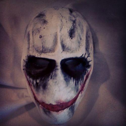 Finally...sick ass paintball mask! Joker PaintballMask