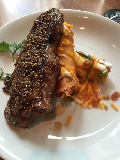 Foodspotting new york steak