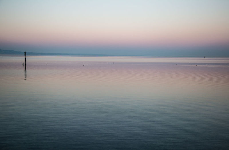 Silence Scenics - Nature Water Tranquility Beauty In Nature Tranquil Scene Sky Waterfront Sea Horizon Over Water Horizon Idyllic Sunset Non-urban Scene Nature No People Reflection Remote Outdoors Bodensee