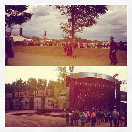 Dagje @ Best Kept Secret festival! Leuk Zelfseenkleinbeetjezon BKS