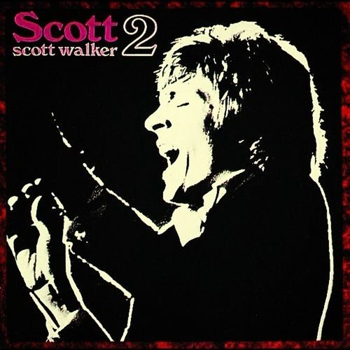 """Scott 2"". Scott Walker. The boy child crooner discovers the songs of Jacques Brel. Broken heroes from the backstreets parade with the troubled troubadours. Powerful, dramatic performances"
