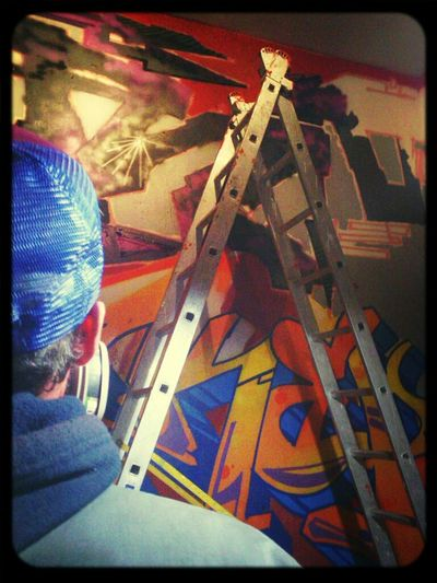 Graffiti Art Colors Culture Artist Exposicion Montanacolors Spray