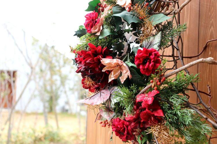 クリスマスの足音・・🎄 Christmas Wreath_collection💞 Flower Collection Winter_collection 2017 🎄 X'mas Collection 😚 The Still Life Photographer - 2018 EyeEm Awards