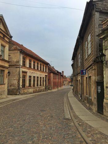 Old Buildings Streetphotography Latvia Baltics2k16