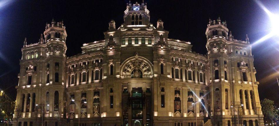 Madrid by Night First Eyeem Photo