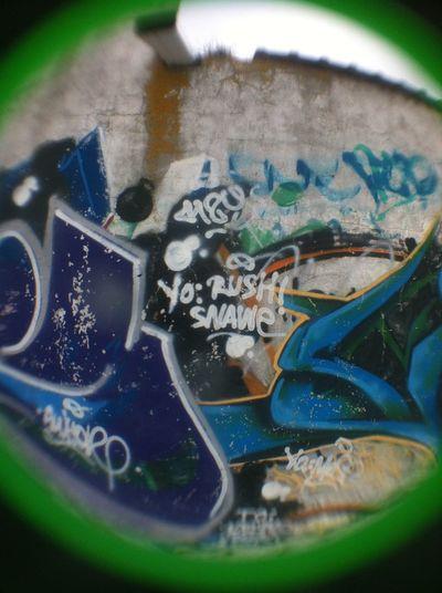 Yo Snawe Otd Graffity