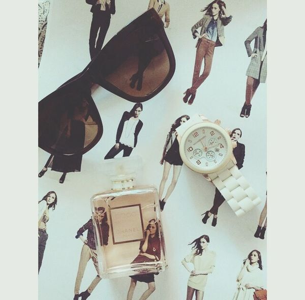 Chanel Coco MK Sunglasses it's summer outfit