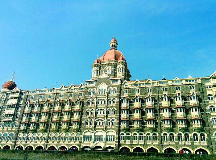 Taj hotel Mumbaiiiiiiiiiii Mumbaimerijaan Taj Hotel Mumbai Cstmumbai