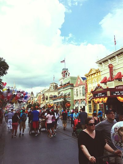 Main Street Halloween