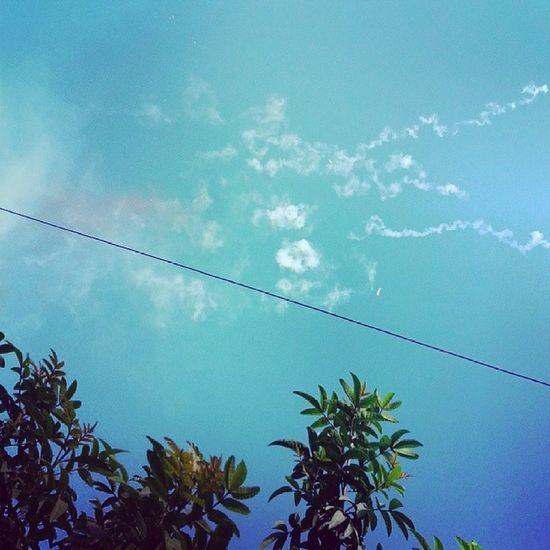 Cielo de Lima Sky Blue Cieloazul Cielo despejado nature igersperu streetphotoperu streetphotography lima peru like