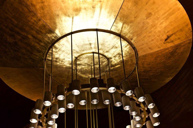 Architecture Auditorium Auditorium Illumination Auditorium Lights Auditoriumbuilding Illuminated Indoors  No People