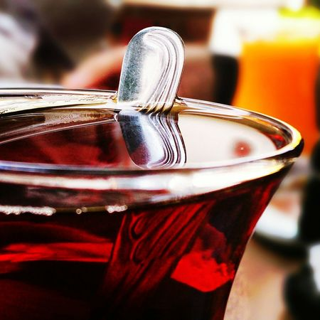 Crystal Clear Tea Time Turkish Tea First Eyeem Photo