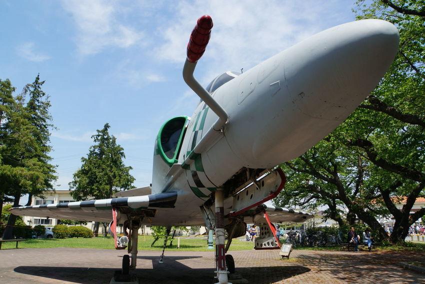 空中給油プローブって素敵。 Air Plane U.S. Navy Airbase