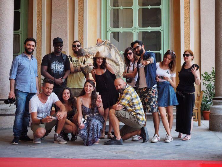 Eyeemers Assembly! // EEA3-Milano The Global EyeEm Adventure Group Shot