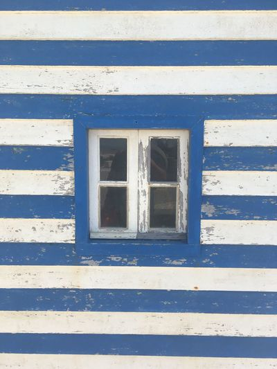 Janela Window Blue No People Sign Symbol Day Window Pattern Architecture Built Structure Building Exterior White Color Outdoors