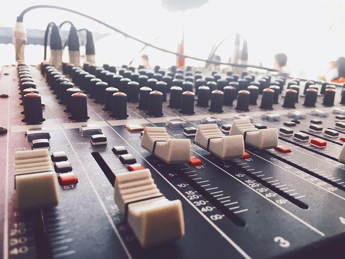 Sound Mixer Control Music Sound Recording Equipment Mixing Recording Studio Studio Musical Instrument Festa Convocation Pasystem Audio Equipment Duty Performances