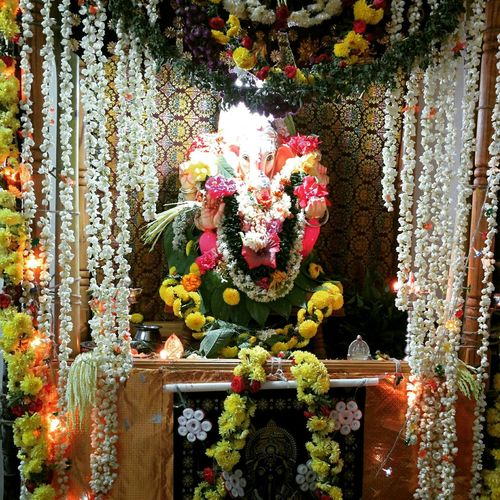 Ganesh Chaturthi GaneshChaturthi Ganesha Festival India Traditional Culture