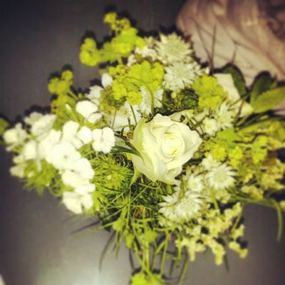 #flowers #white #green #sweet #meicamachtdaswürstchen #kaarst #süß #lovely #wedding #toll #awesome Lovely Flowers Wedding Green Sweet Awesome White Toll Sus Meicamachtdaswürstchen Kaarst