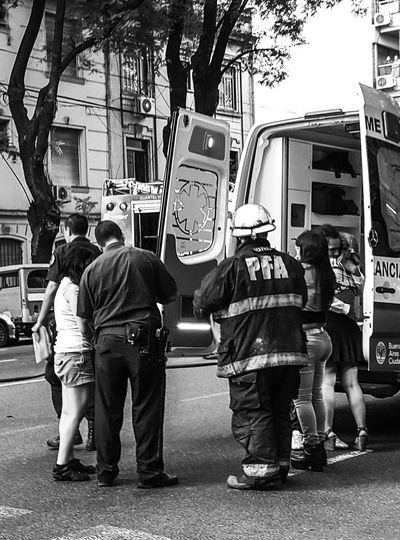 Accident Firemen Fireman Bomberos Firemanatwork Argentina Police Policeman Ambulance Ambulancias
