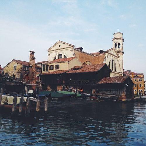 Here I am. Comebackhome Venice