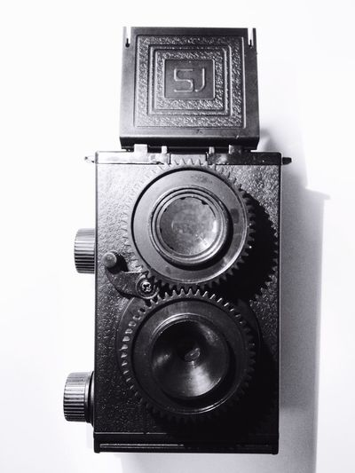 Camera Blackandwhite Twin Lens Reflex Love It Done
