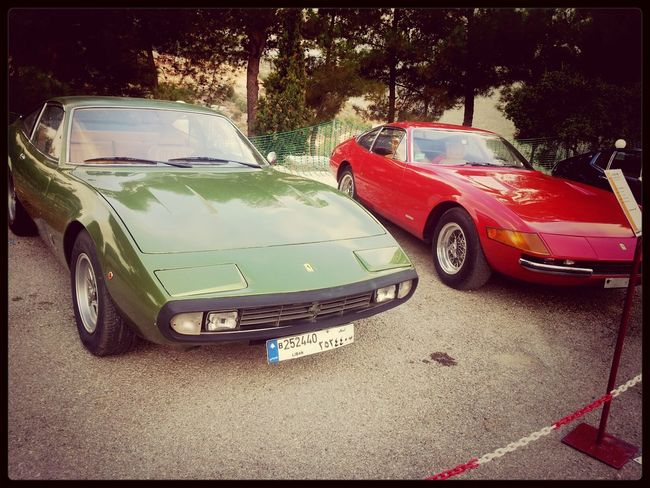 Yawmiyat Ghalboun-يوميات غلبون Classic Cars Exhibition & Parade Summer Time