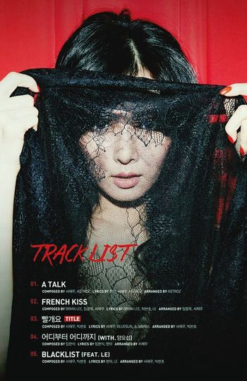 Hyuna 3rd Mini Album Kim Hyuna 4minute Kimhyuna Hyuna First Eyeem Photo