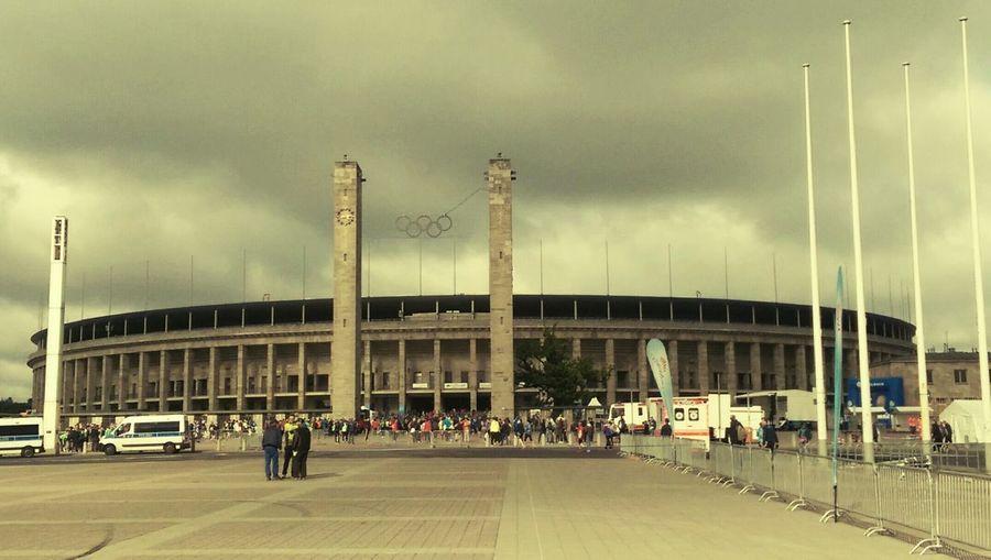 Olympiastadion Olympiastadion Berlin Olympiapark Berliner Ansichten Berlin Big25