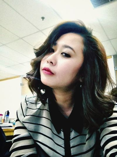 Selfie ✌ at Office