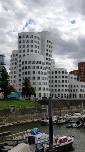 Architecture Modern City Skyscraper No People Cityscape