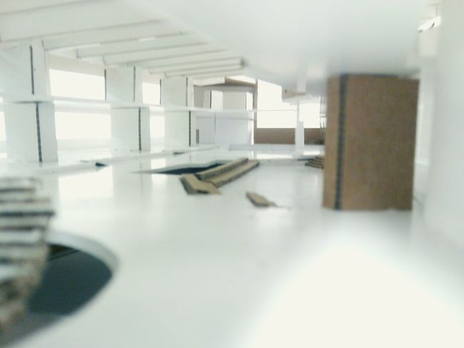 Hans Scharoun Museum Architecture Maqueta Hustory Check This Out Thinking