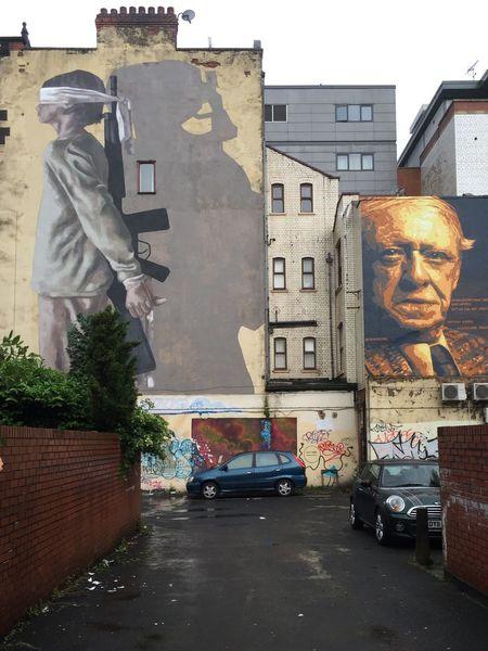 Graffiti Building Outdoors I Phone 6s