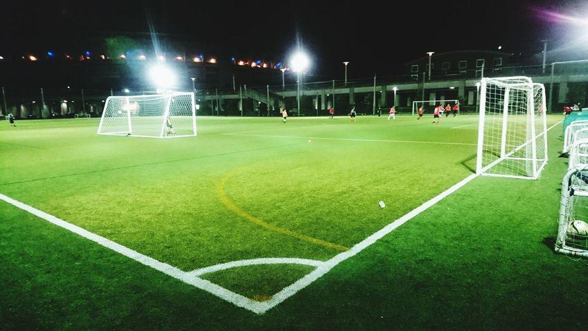 Soccer Sport Soccer Goal Goal Playing Soccer Field Footsal