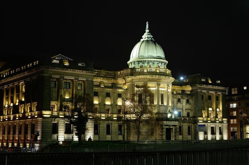 Architecture Building Building Exterior Built Structure City Dome Façade Government History Illuminated Nature Night No People Sky The Past Tourism Travel Travel Destinations