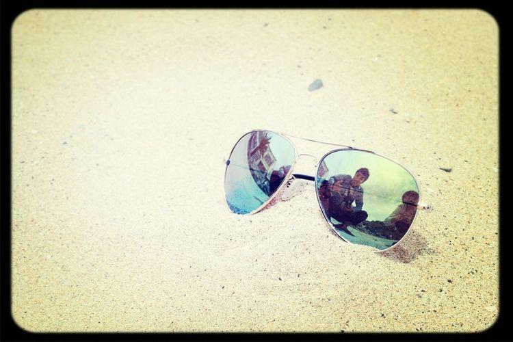 Sunglasses Sea